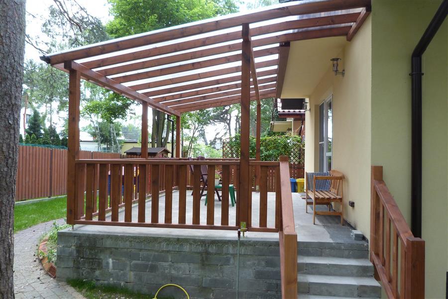Habamex Tarasy Drewniane Elewacje Drewniane Konstrukcje